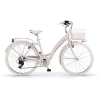mbm bicicleta primavera 700c one size nude