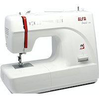 alfa basic 720 maquina de coser automatica electrico