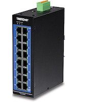 trendnet ti-g160ws switch gestionado gigabit ethernet 101001000 negro
