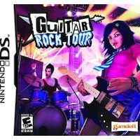 ubisoft guitar rock tour nds