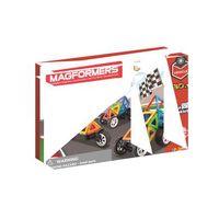 magformers  amazing juego de ruedas de transformacion