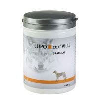 lupo cox vital complemento para perros - 2 x 675 g - pack ahorro