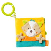 fehn  soft picture book fox - sleep ing forest - de colores