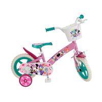 minnie mouse - bicicleta 12 pulgadas en71