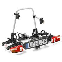 uebler portabicicletas x21 s para 2 bicicletas 2 bikes black  silver