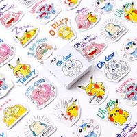 45 pcspack cute cartoon paper travel diary planner decorative mobile stickers scrapbooking craft stationery stickers