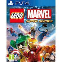 warner bros lego marvel super heroes ps4 video juego playstation 4 basico frances