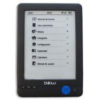 billow reader ebook 6 4 gb touch negro
