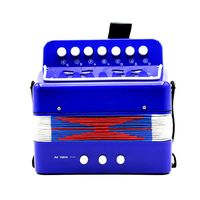 mini 7 keys 2 acordeon instrumento educativo musical rhythm banda para ninos