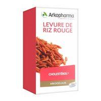 arkopharma levadura de arroz rojo 150 perlas
