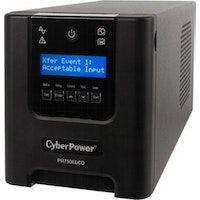 cyberpower cyberpower pr750elcd sistema de alimentacion inint
