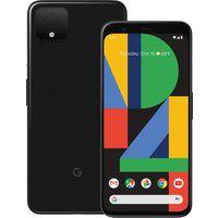 google pixel 4 xl - 128 gb just black black