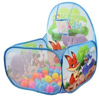 tiendadejuguetesparaninos60cm ocean bola de plastico piscina cesta de baloncesto para interiores camping tienda de campana