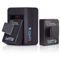 gopro dual battery charger for hero3 and hero3 plus one size