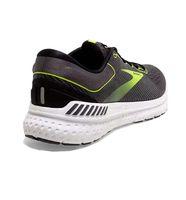 zapatillas runninghombrebrooks transcend 7 42 gris oscuro