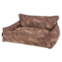 scruffs  tramps cama para perros kensington marron l 90x70 cm