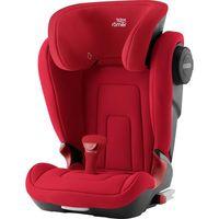 britax romer silla de coche kidfix 2 s fire red rojo