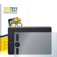 brotect protector pantalla compatible con wacom intuos pro m 2017 - transparente