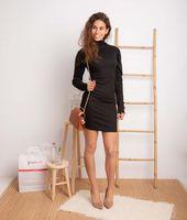 vestido kilonen - negro