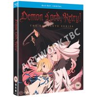 demon lord retry the complete series