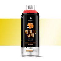 spray mtn pro metalizado oro 400ml