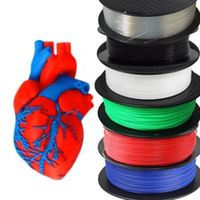 geeetech 1roll1kg 175mm pla filament vacuum packaging overseas warehouses various colors for 3d printer fast ship