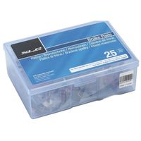 xlc disc brake pads formula mega one 25 pairs one size