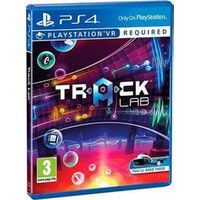 sony juego sony ps4 vr track lab