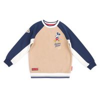 sudadera mickey mouse gris infantil disney store