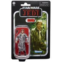 hasbro star wars the vintage collection return of the jedi han solo endor action figure