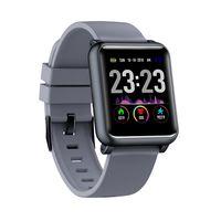 bakeeyh9ecgppgmonitor hr presion arterial ip67 modos deportivos cargador muelle reloj inteligente