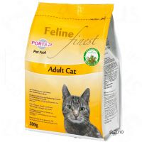 porta 21 feline finest para gatos adultos - 10 kg