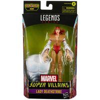 hasbro marvel legends series lady deathstrike action figure