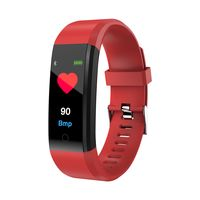 b05 096 pulgada tft pantalla a color reloj inteligente de ritmo cardiaco presion arterial