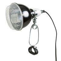 trixie lampara para terrario con abrazadera 14x17 cm 100 w 76070