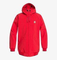 spectrum - chaqueta para nieve para hombre - rojo - dc shoes