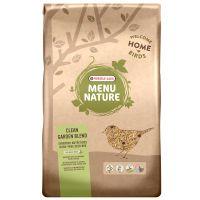 versele-laga menu nature clean garden para aves silvestres - 2 x  25 kg