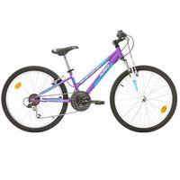 avigo - bicicleta blue volcan 24 pulgadas morada