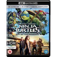 teenage mutant ninja turtles out of the shadows - 4k ultra hd includes digital download