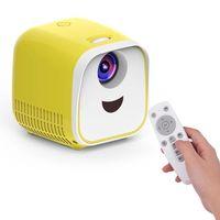 mini proyector de video led para ninos