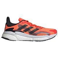adidas zapatillas running solar boost 3 eu 48 solar red  core black  night metalic
