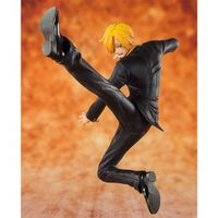 figura black leg sanji one piece 13cm