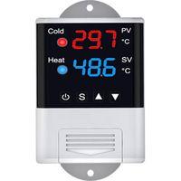 termostato termorregulador sensor microordenador temperatura controlador de humedad para incubadora refrigeracion calefa
