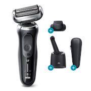 braun series 7 master 70-n1200s electric shaver - black - smartcare centre