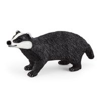 schleich wild life badger 14842