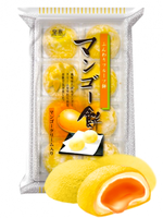 mochis de crema y mermelada de mango  edicion grand sakura