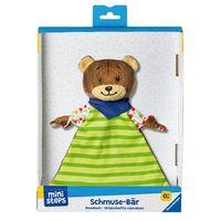 ravensburger mini steps  cuddle cloth cuddle bear