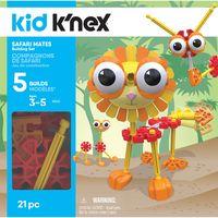 kid knex - safari mates building set
