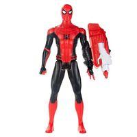 spider-man - figura titan hero power fx lejos de casa