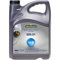 aceite motor norauto 50501 5w40 diesel 5l